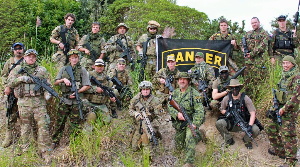 Image result for airsoft war